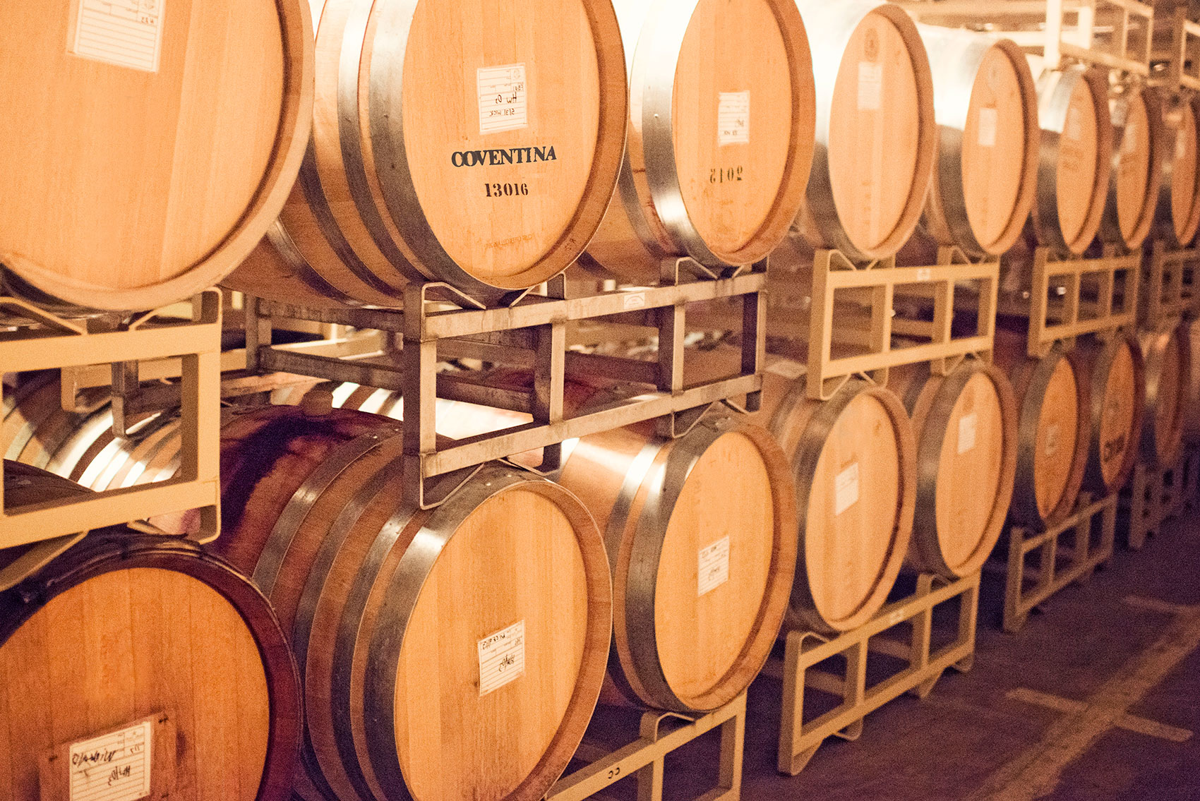Coventina Wine Barrels Oregon