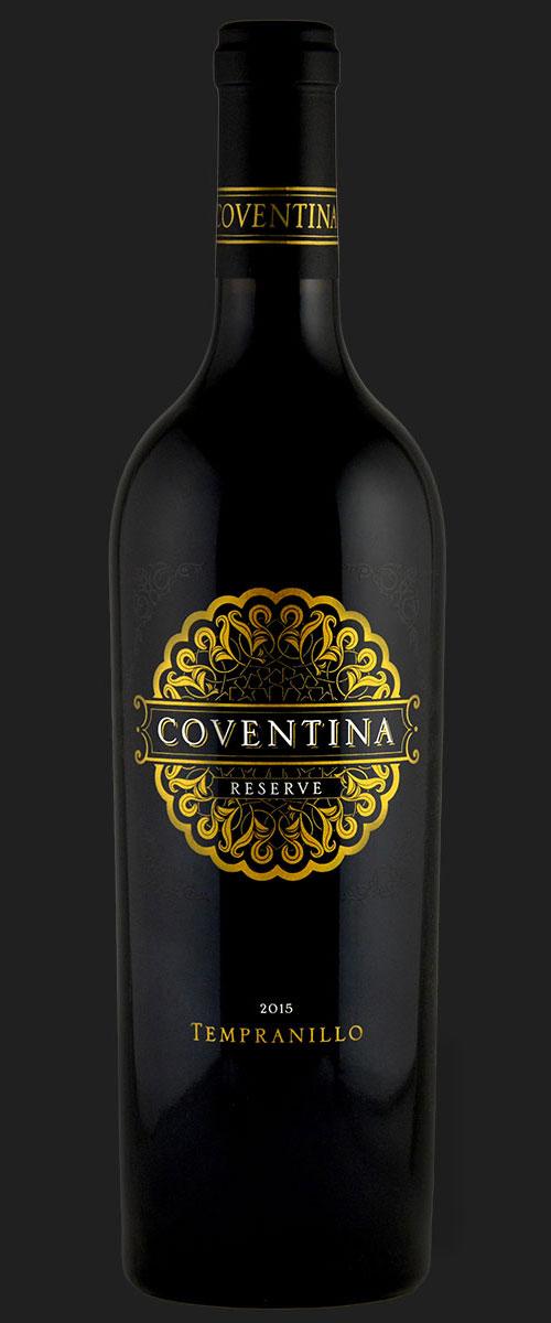 Coventina 2015 Tempranillo Reserve