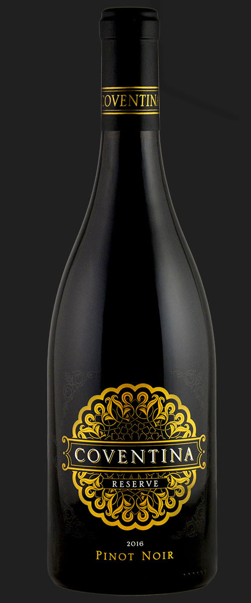 Coventina 2016 Pinot Noir Reserve